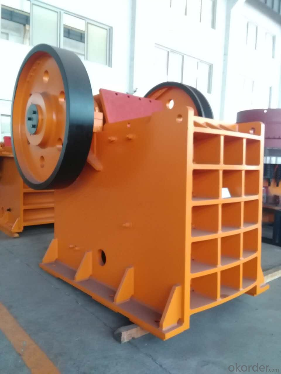 High Manganese Steel for Jaw Crusher to Crush Stone Epigranular with Low Energy Consumption