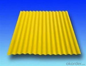 Premium Quality Corrugated  Galvanized Steel Sheet
