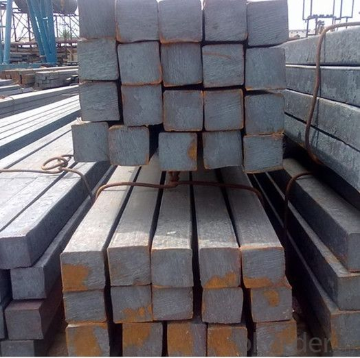 Square Steel Bar, Steel Billets Exporter (60X60-150X150)
