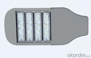 AC LED MODULAR STREET LIGHT  60W-350W COB LED DRIVER ON BOARD