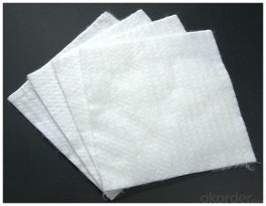 Needle Punched Non Woven Polypropylene Geotextile
