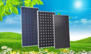 Solar Panels with High Quality and Efficiency Poly205W