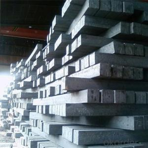Hot Rolled Square Steel Billet 3SP 5SP 20MnSi Using Good Quailty Ceramic Fiber Bulk /JH
