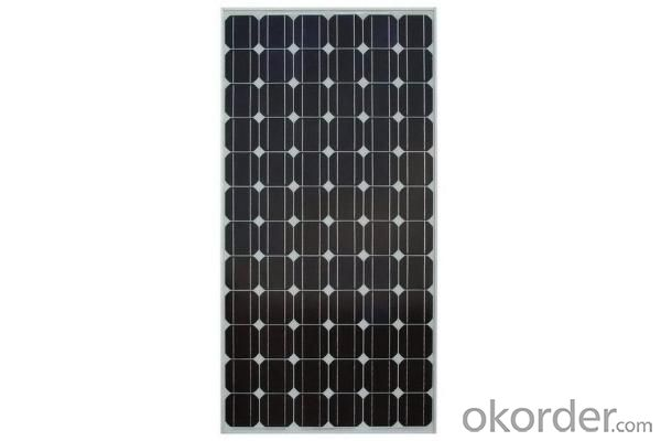 Solar Panels with High Quality and Efficiency Mono 280W