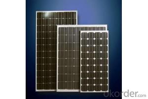 Solar Panels with High Quality and Efficiency Mono 270W