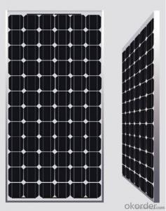 Solar Panels with High Quality and Efficiency Mono 295W