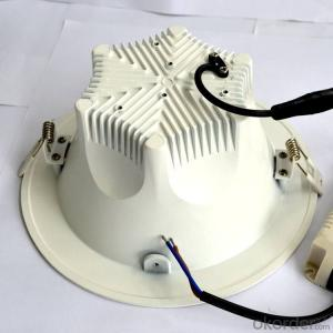 4/5/6/8 inch SMD led downlight CRI>90 CE ROHS
