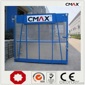 Building Hoist SCD270 Single Cage Brake Disc