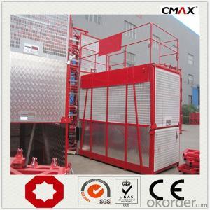 Building Hoist SC160/160 Hot Sale Pakistan