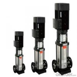 Vertical Multistage Centrifugal Pump Stainless Steel 304  Lowest Price