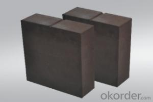Magnesia - Alumina spinel for refractory brick
