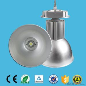 Led COB high bay light 100W 200W 300W aluminum fixture