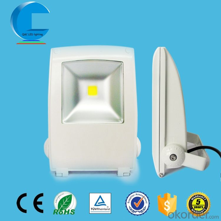 10W LED floodlight portable unique design with CE ROHS approved