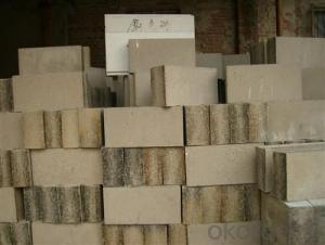 Magnesia Alumina Spinel Brick with CE certificate for  Fired Cement Kiln