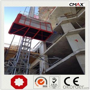 Building Hoist SC160 Contactor Scheider Brand
