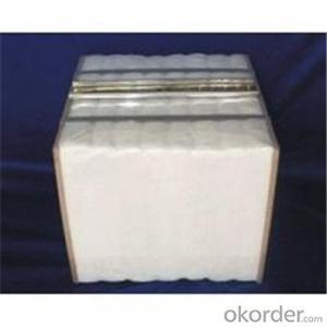 High Zirconium Ceramic Fiber Thermal Insulating Module with Anchor System
