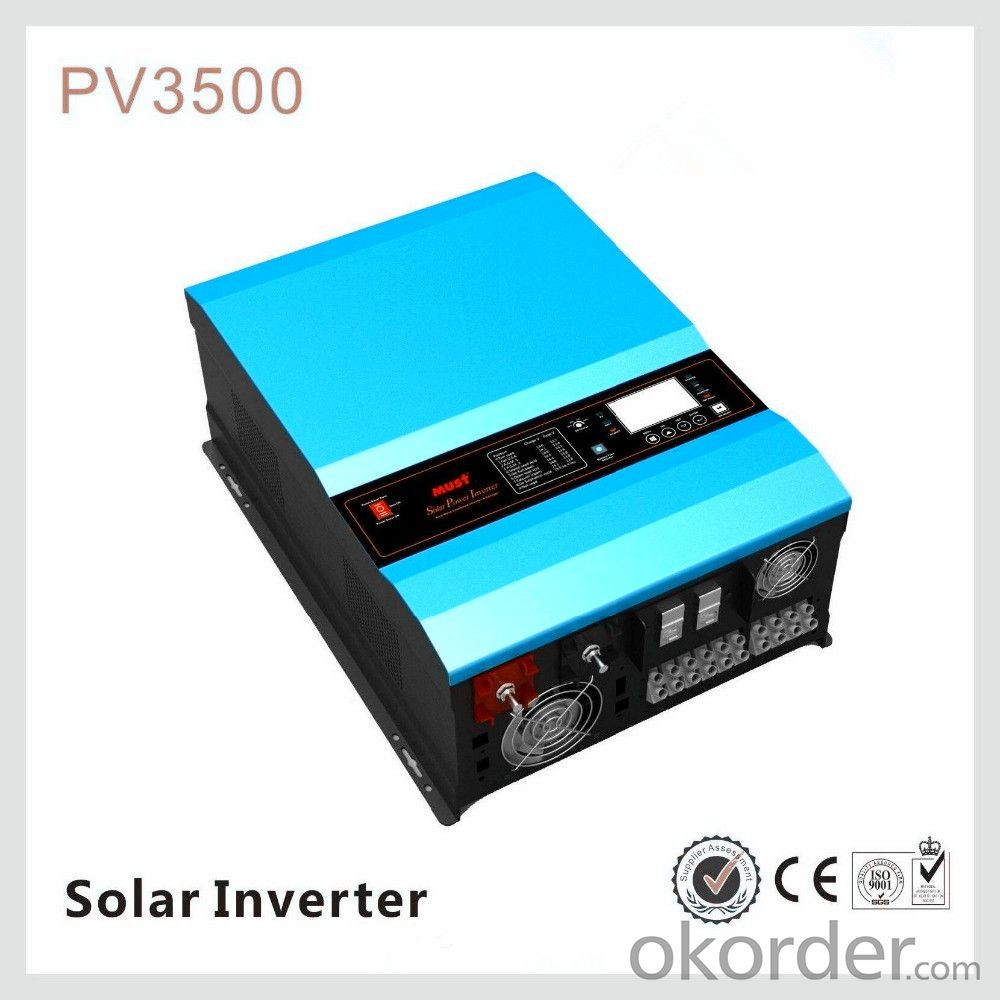 PV35-6K Low Frequency DC to AC Solar Power Inverter 12KW