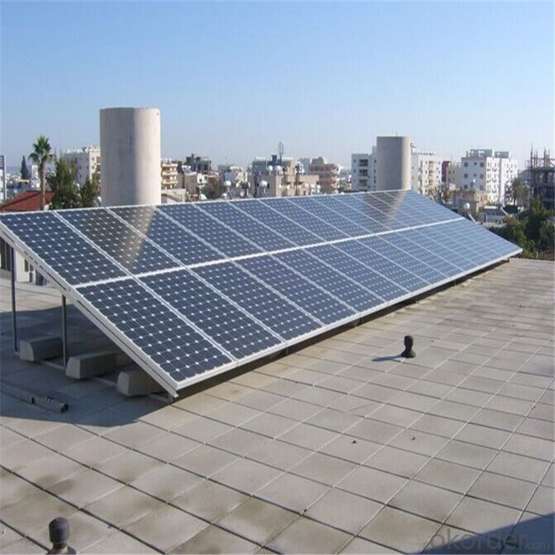 255 Watt Photovoltaic Poly Solar Panels