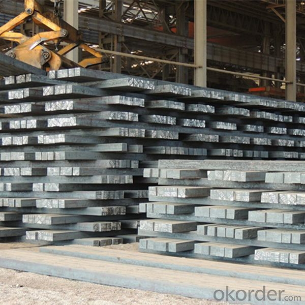 Steel Billets for Rebar Rolling From Mill China (130*130*12000mm)