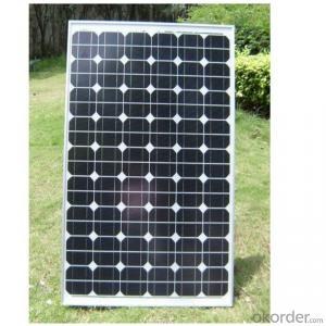 205 Watt Photovoltaic Poly Solar Panel
