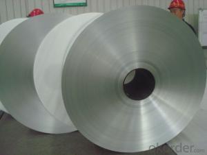 ASTM Grade 8079 Aluminum Strips Belt For Solar