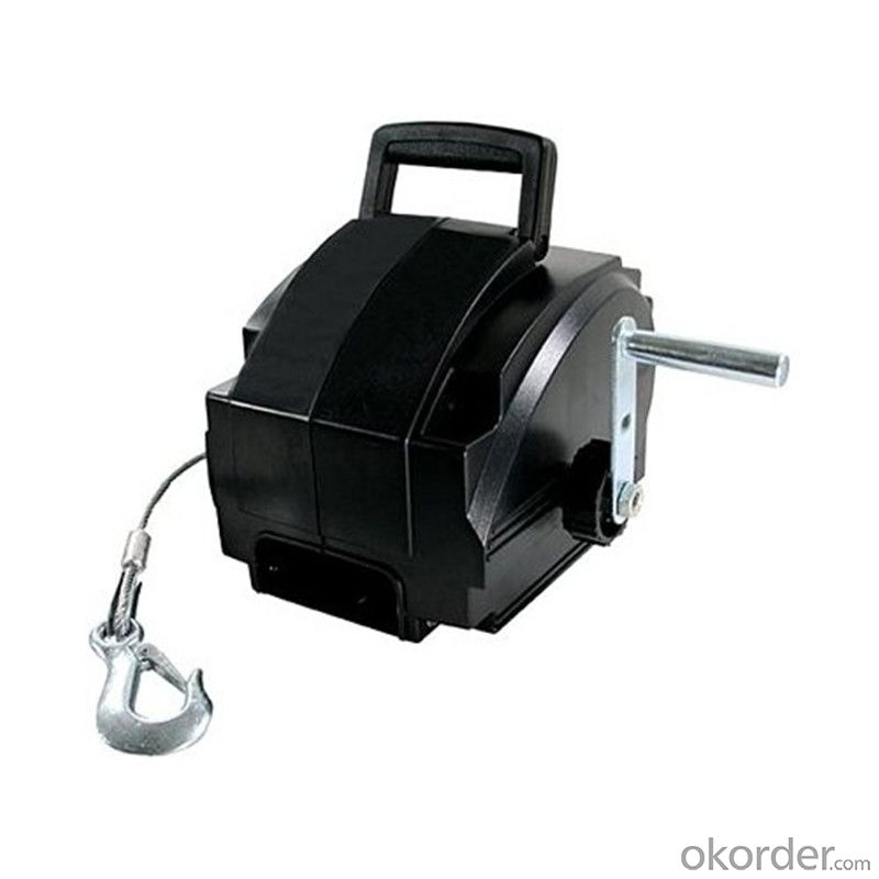 11000lbs Power Cable Winch 12v/24v, for Boat