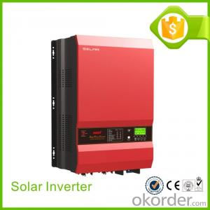 4000 watt Off-Grid Hybrid Solar Power Inverter 1000 2000 3000 4000 5000VA