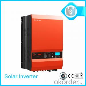 2400 watt Off-Grid Hybrid Solar Power Inverter 1000 2000 3000 4000 5000VA