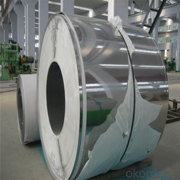 Stainless Steel Coil Price Per Ton 321 Coil