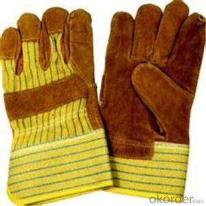 Leather Working Gloves For Men Supplied from China