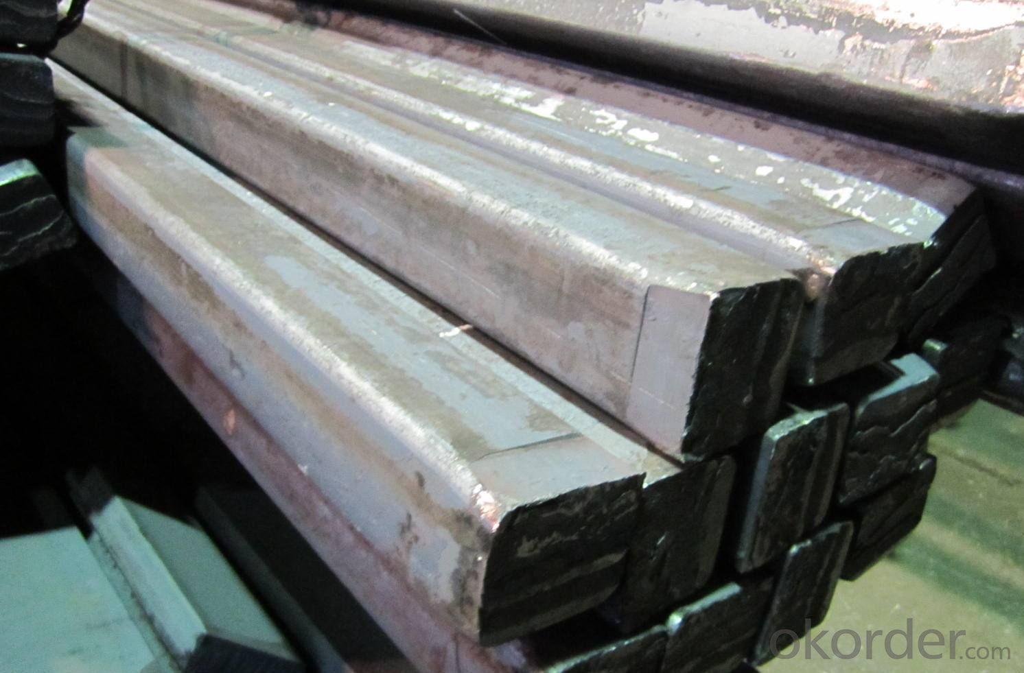 Hot Rolled Square Steel Billet 3SP Standard 160mm