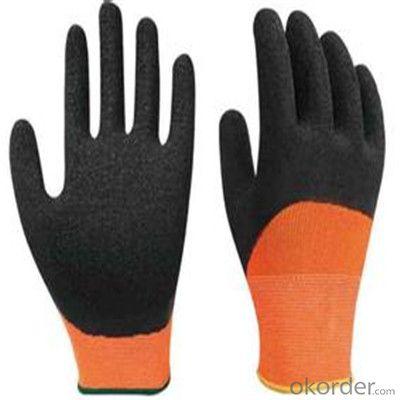 PU Glove Salt&Pepper Cut Resistance Liner