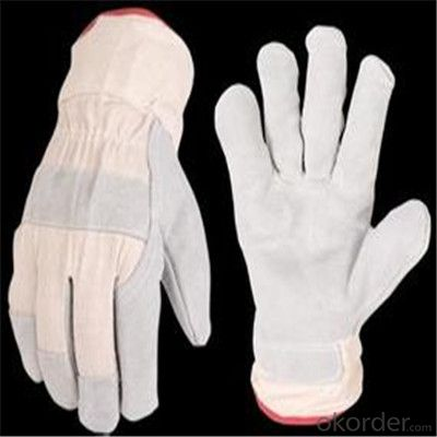 Cowhide Leather Working Glove from China