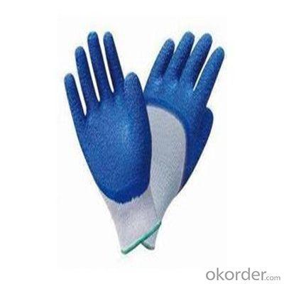 Nitrile Coating Glove Salt&Pepper Cut Resistance Liner