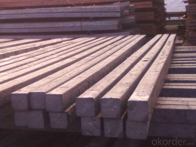 Hot Rolled Square Steel Billet 3SP 80mm