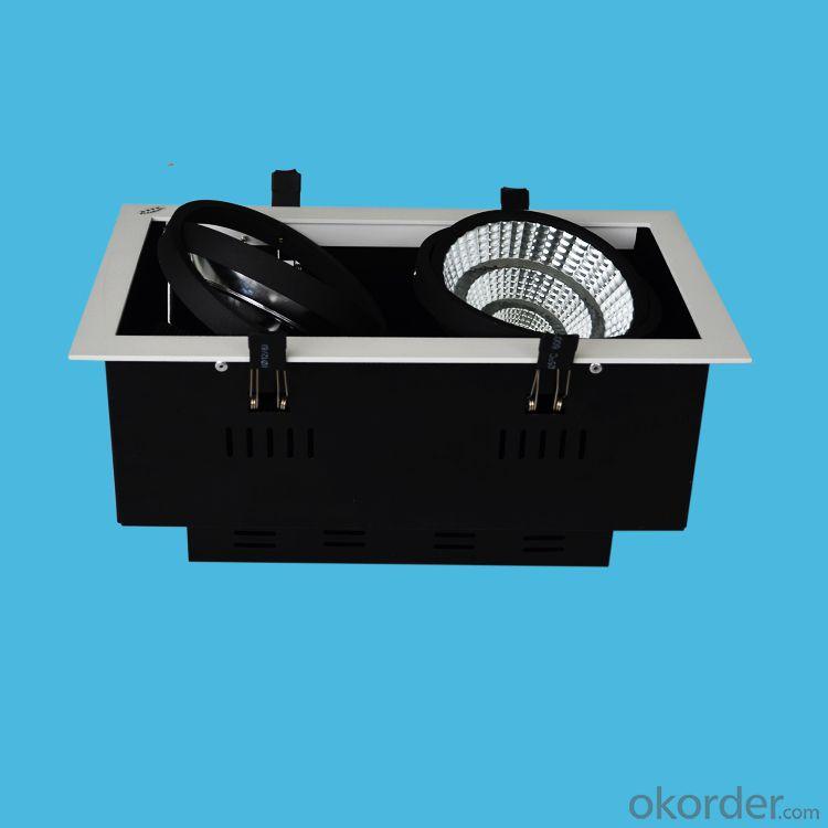 led cob grill light 40w/80w/120w for 3 years warranty