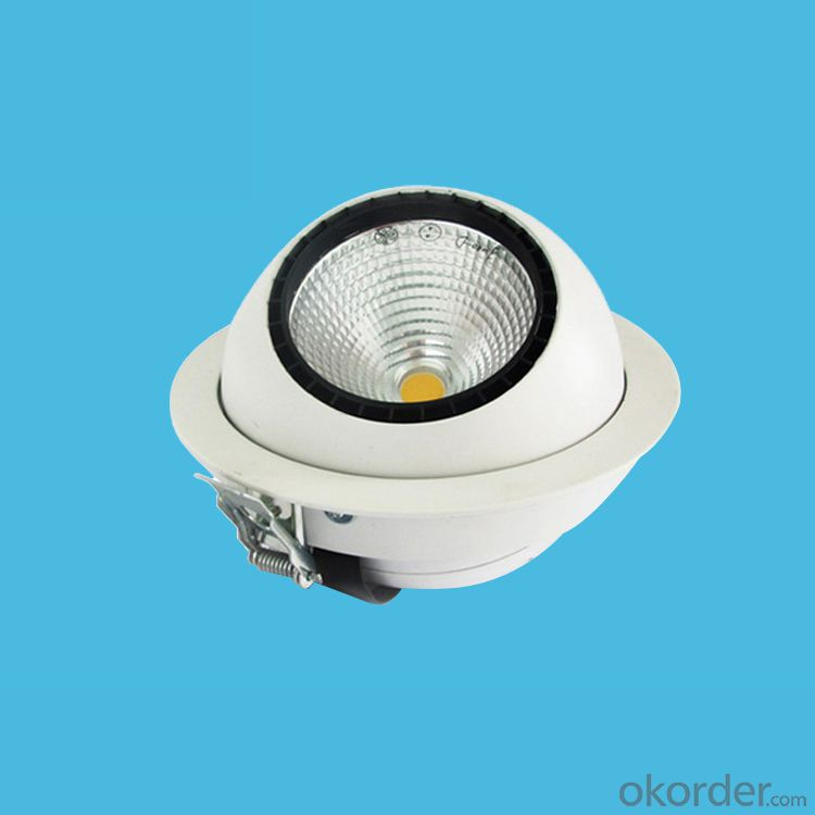 LED COB Ceiling Spotlight 20W for 3 years warranty