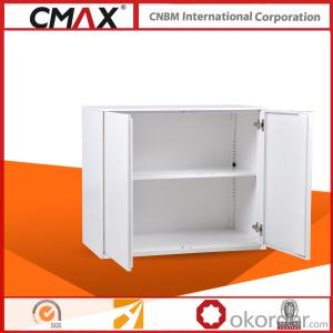 Half Height Steel Swing Door File Cabinet Cupboard