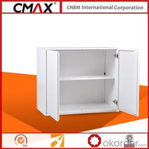 Half Height Steel Swing Door File Cabinet Cupboard
