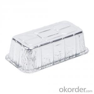 Alu Foil for packaging capsules for 8011 1235