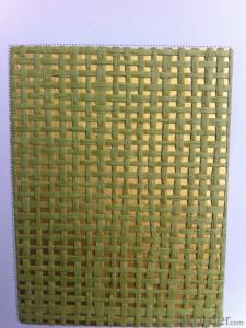 Grass Wallpaper 2016 Ecofriendly Cotton and Paper Woven Grass Fabric