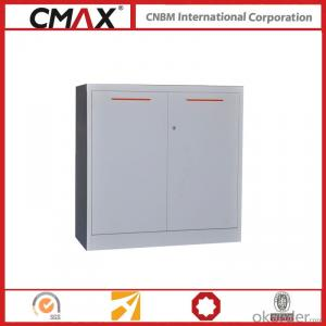 Filing Cabinet Half Height Cupboard Swing Door Cmax-Shc002