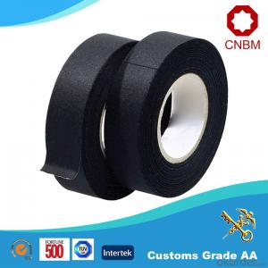 Fabric Wire Harness Tape Black Hot Sales