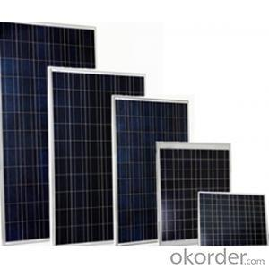 260W Mono & Poly 260W/ 265W/270W/ 280W/300W/310W High Efficiency Solar Module