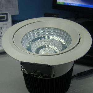 Led cob ceiling spot light 15W 20W 30W 40W for 3 years warranty