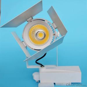 led track lightcob spotlight 30w for 3 years warranty