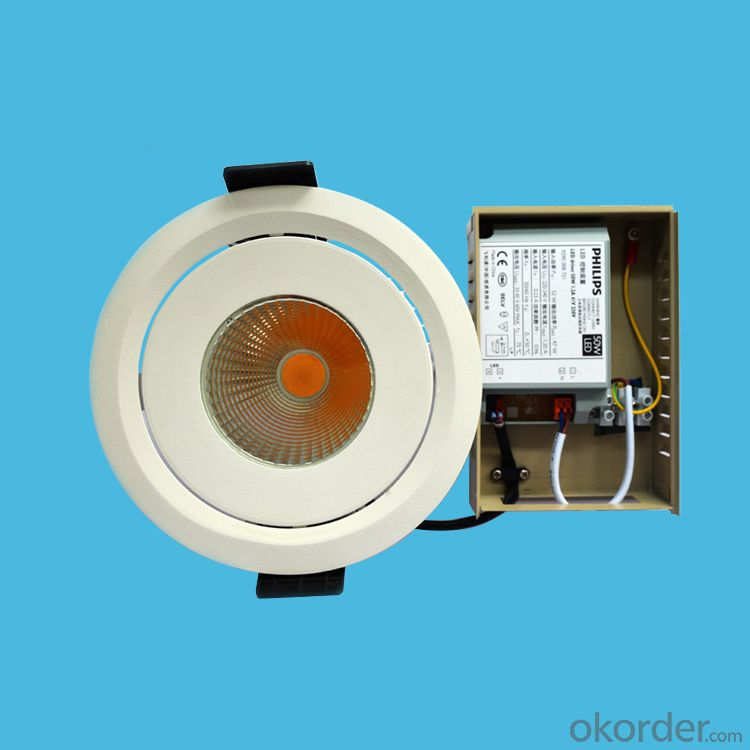 led cob spotlight 15W 20W 30W 40W for 3 years warranty