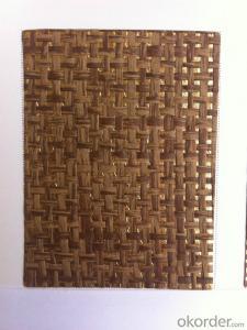 Grass Wallpaper MGNC711015 Natural Grass Wallpaper Non Adhesive Vinyl Wallpaper Stripe