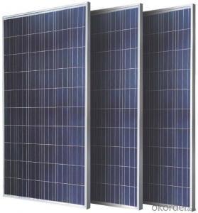270W Mono & Poly 260W/ 265W/270W/ 280W/300W/310W High Efficiency Solar Module