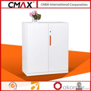 Half Height Steel Swing Door File Cabinet